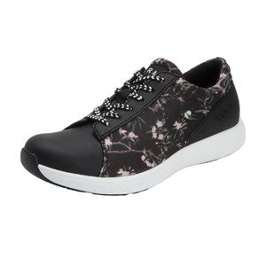 Alegria TRAQ Qest Women's Smart Walking Shoe Size 8